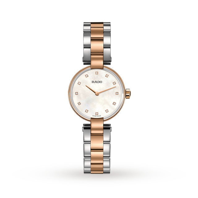 Rado Couploe Diamonds Watch