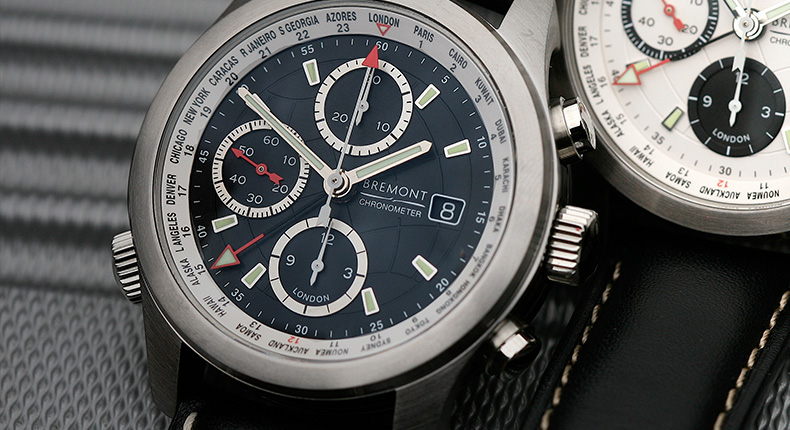 Shop New Bremont Watches