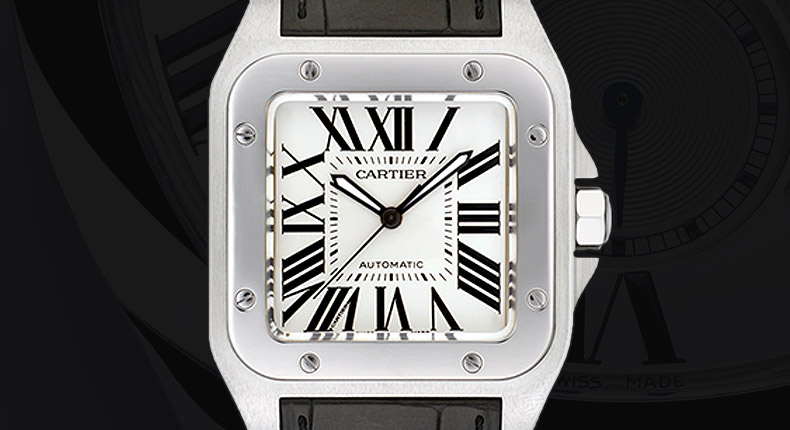 Cartier Mens Watches