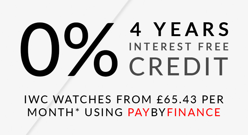 Four Years Interest Free Credit
