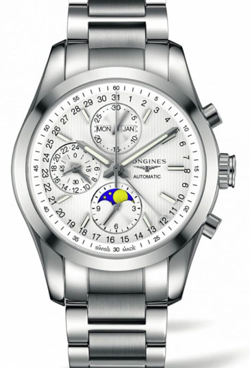 longines watches goldsmiths longines conquest sports watches are a testament to longines rich heritage in sports timekeeping this collection of mens and ladies swiss sports watches