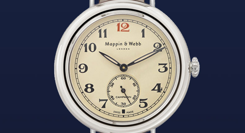 Mappin & Webb Watches