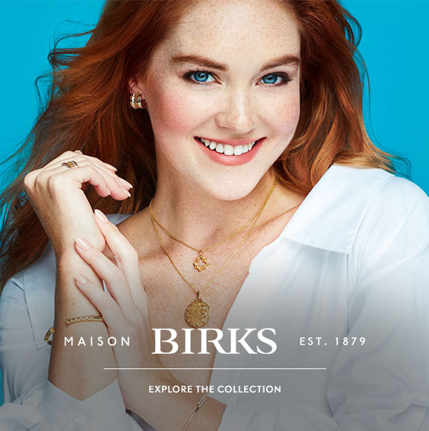 New Collection - Birks Jewellery