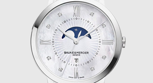 Baume & Mercier Ladies Watches