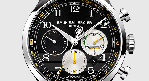 Baume & Mercier New Arrivals